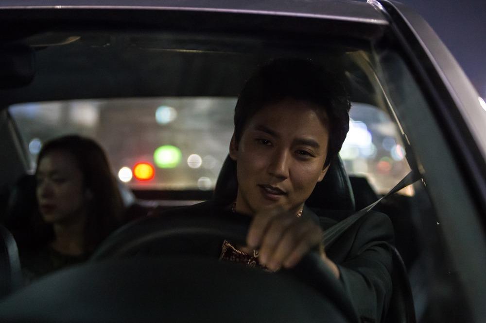 The Shameless: una scena del film di Oh Seung-Ook