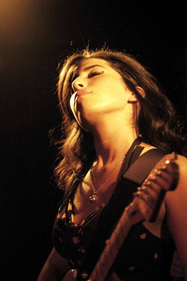 Amy - The Girl Behind the Name: un'immagine del documentario