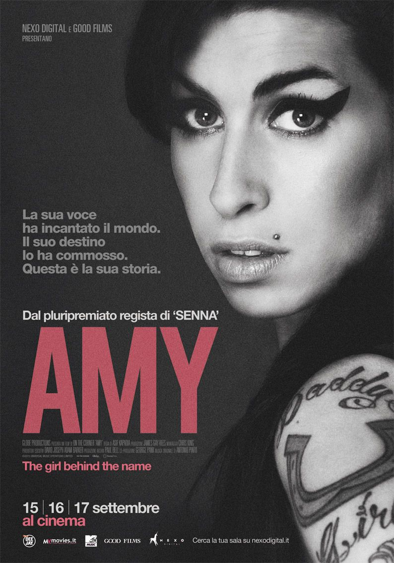 Locandina di Amy - The Girl Behind the Name