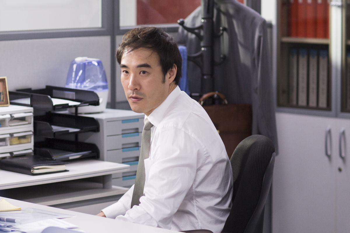 Office: Bae Seong-Woo in una scena del film