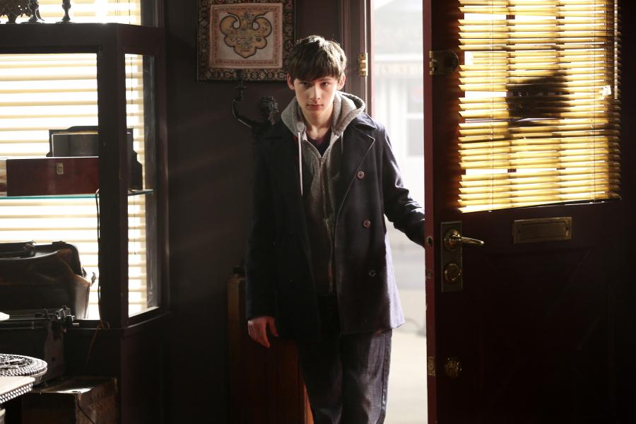 C'era una volta: Jared Gilmore interpreta Henry in Operation Mongoose