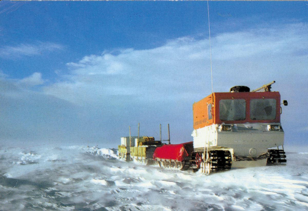 Ice and the Sky: una scena del documentario su Claude Lorius, grande visionario della climatologia es esperto di Antartide