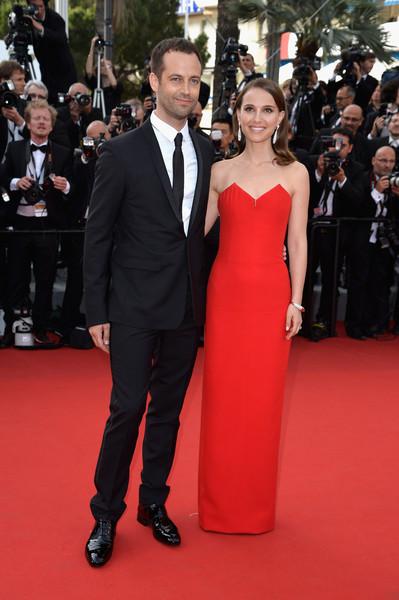 Cannes 2015: Natalie Portman e il marito Benjamin Millepied