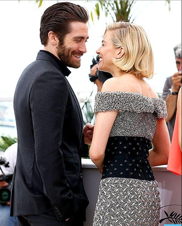 Cannes 2015: Jake Gyllehaal e Sienna Miller durante il photocall della giuria