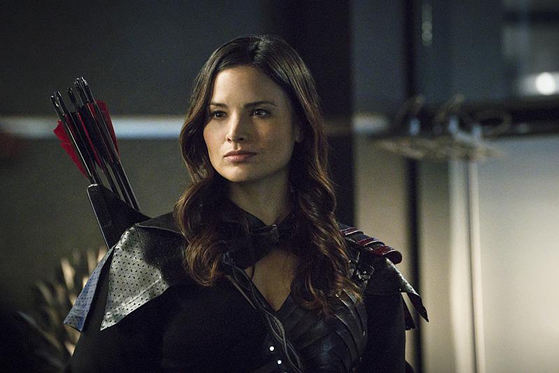 Arrow: Katrina Law interpreta Nyssa nel season finale My Name Is Oliver Queen