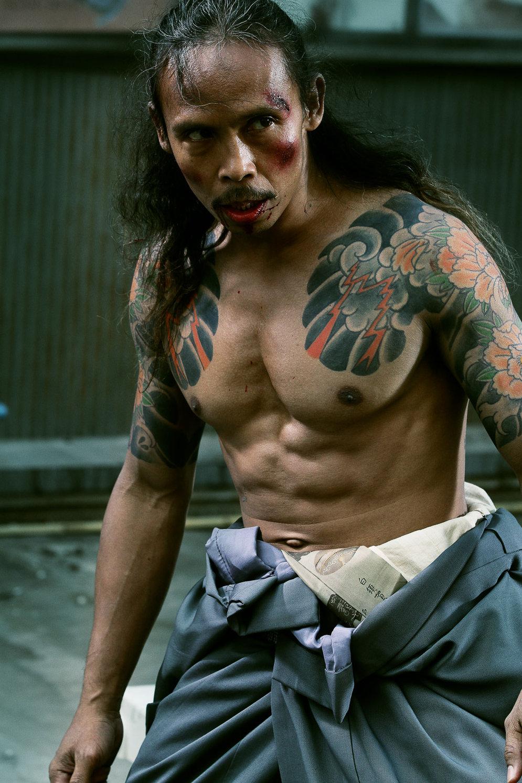 Yakuza Apocalypse: un'immagine tratta dal film di Takashi Miike