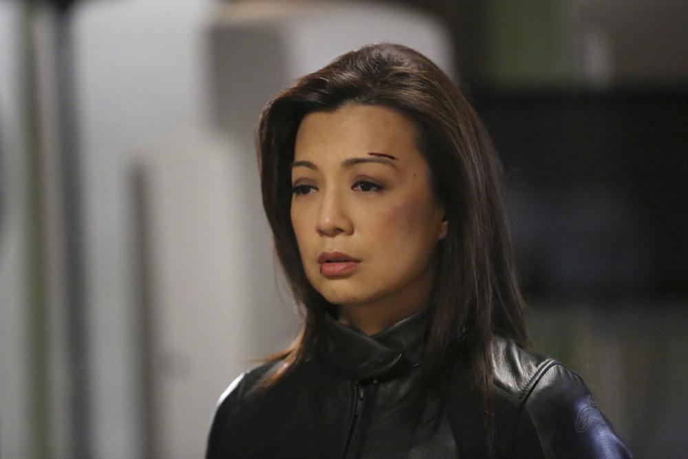 Agents of S.H.I.E.L.D.: l'attrice Ming-Na Wen interpreta Melinda in S.O.S.