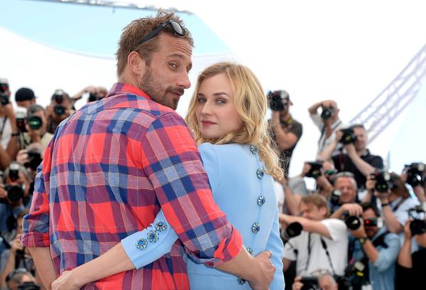 Cannes 2015: Matthias Schoenaerts e Diane Kruger al photocall di Maryland