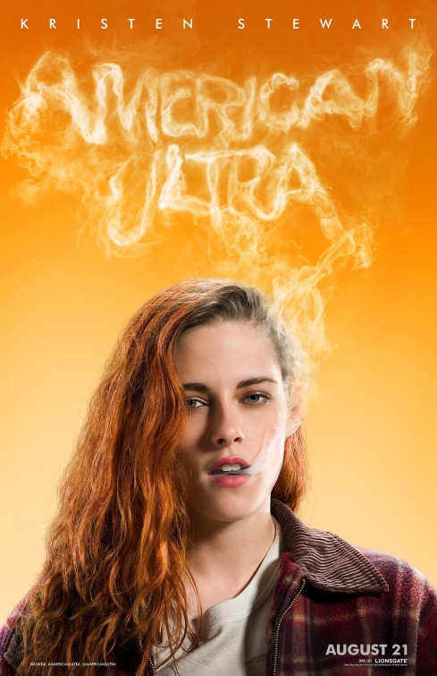 American Ultra: il character poster di Kristen Stewart