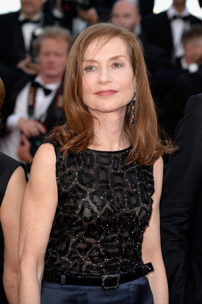 Cannes 2015 - Isabelle Huppert sul red carpet