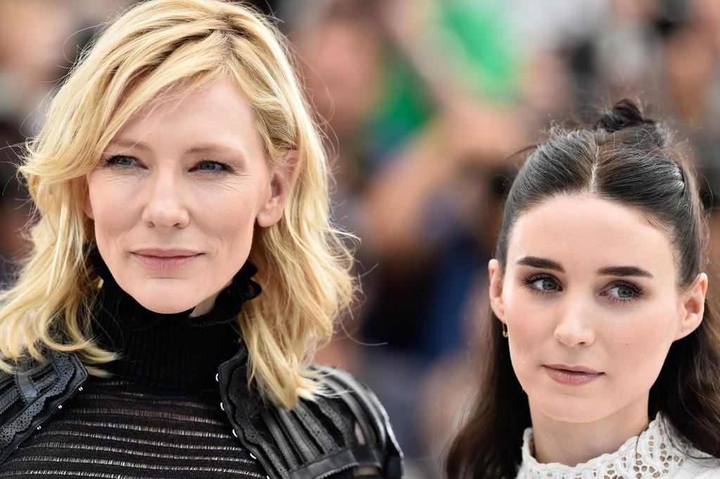 Cannes 2015 - Cate Blanchett con Rooney Mara per Carol