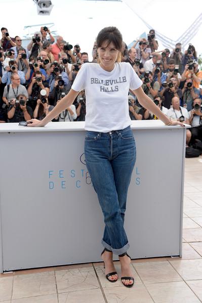 Cannes 2015 - la regista Maiwenn al photocall di Mon Roi