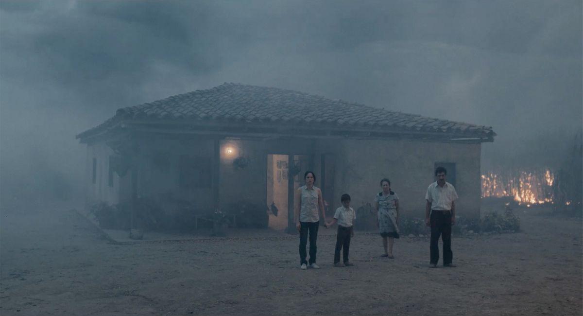 Un mondo fragile: una scena del film di César Augusto Acevedo