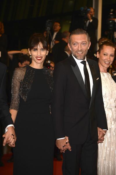 Cannes 2015 - Maiwenn, Vincent Cassel ed Emmanuelle Bercot alla première di Mon Roi