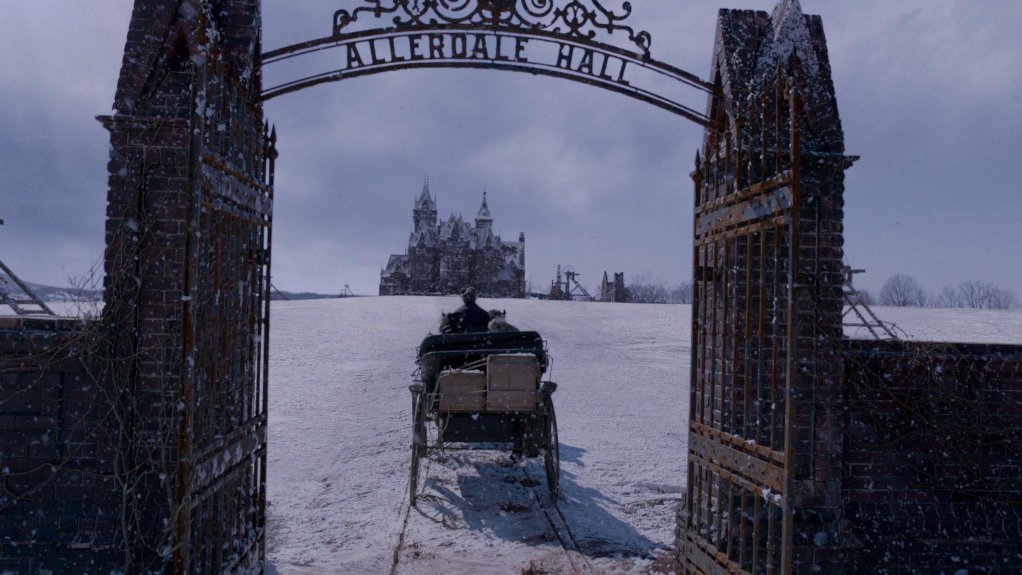 Crimson Peak: un'immagine del film