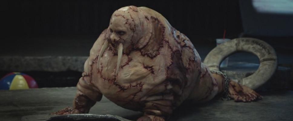 Una scena di Tusk