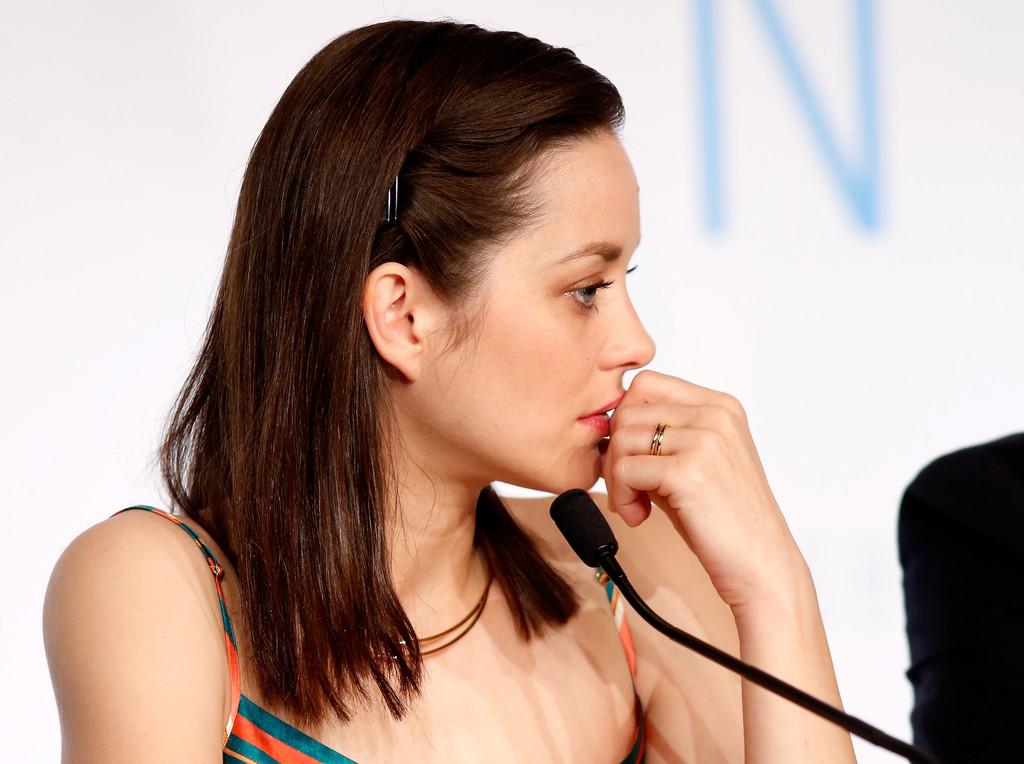 Macbeth a Cannes 2015: Marion Cotillard