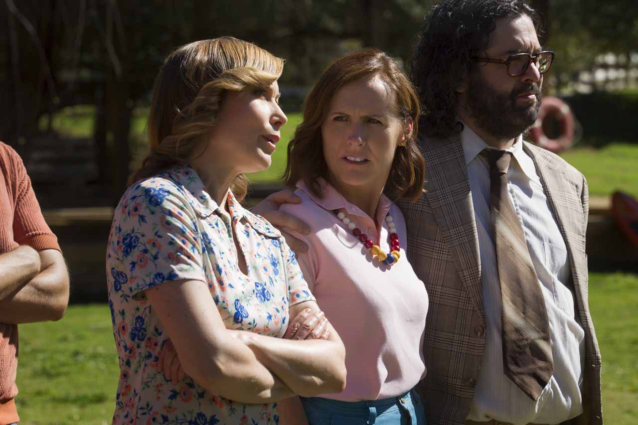 Wet Hot American Summer: First Day of Camp -  Judah Friedlander, Nina Hellman, Molly Shannon