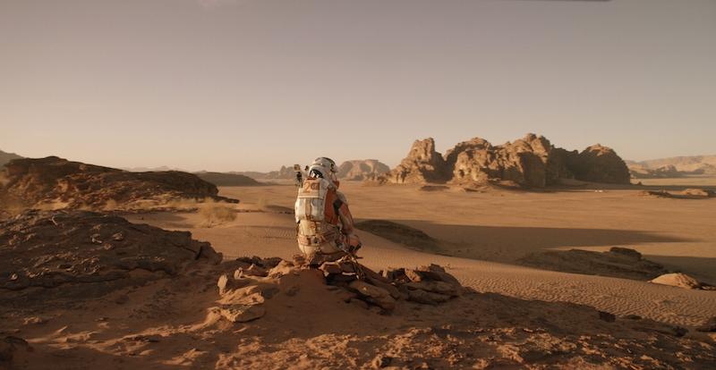 Sopravvissuto - The Martian: Matt Damon nel deserto
