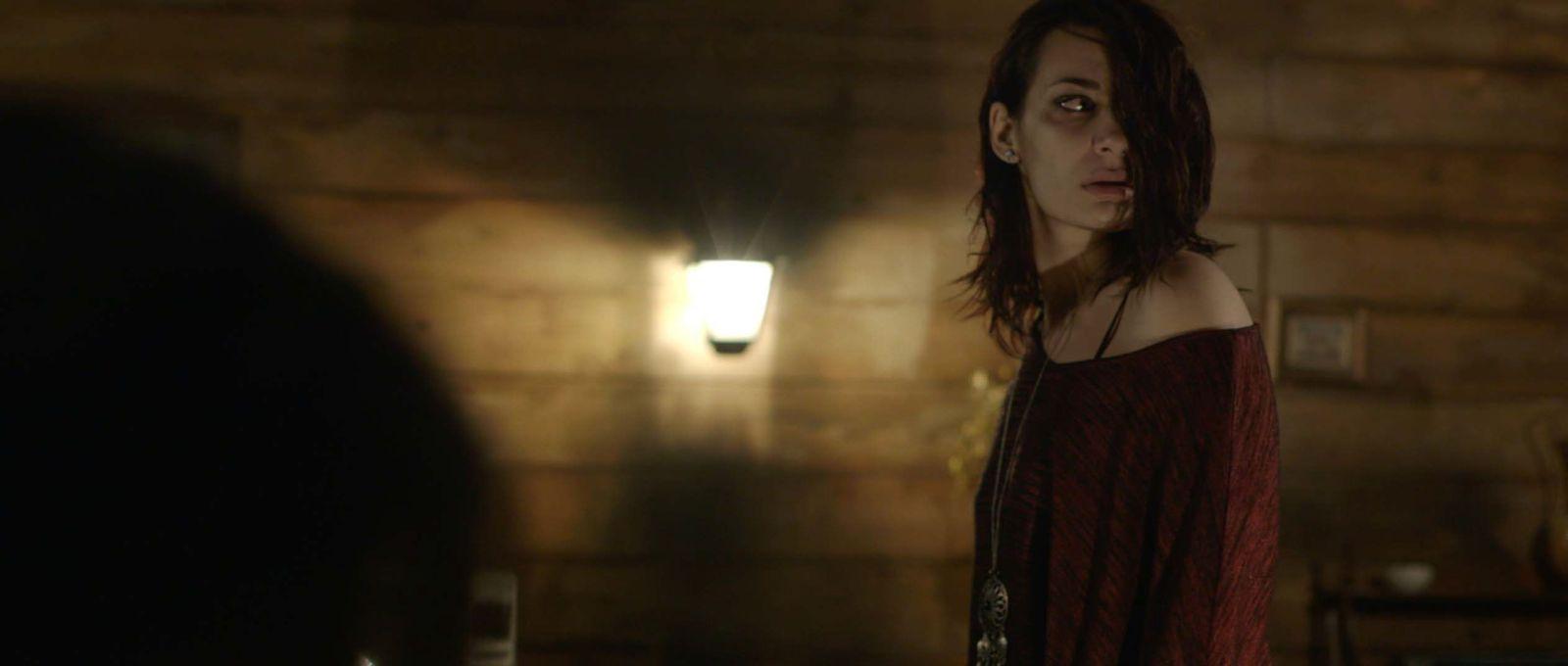 Hybris: Claudia Genolini in una scena del film