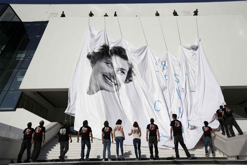 Cannes 2015, un'immagine del Palais