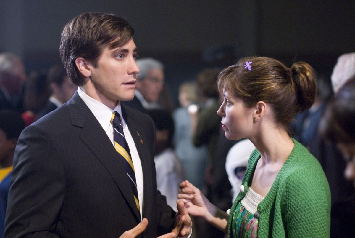 Accidental Love: Jessica Biel insieme a Jake Gyllenhaal in un momento del film