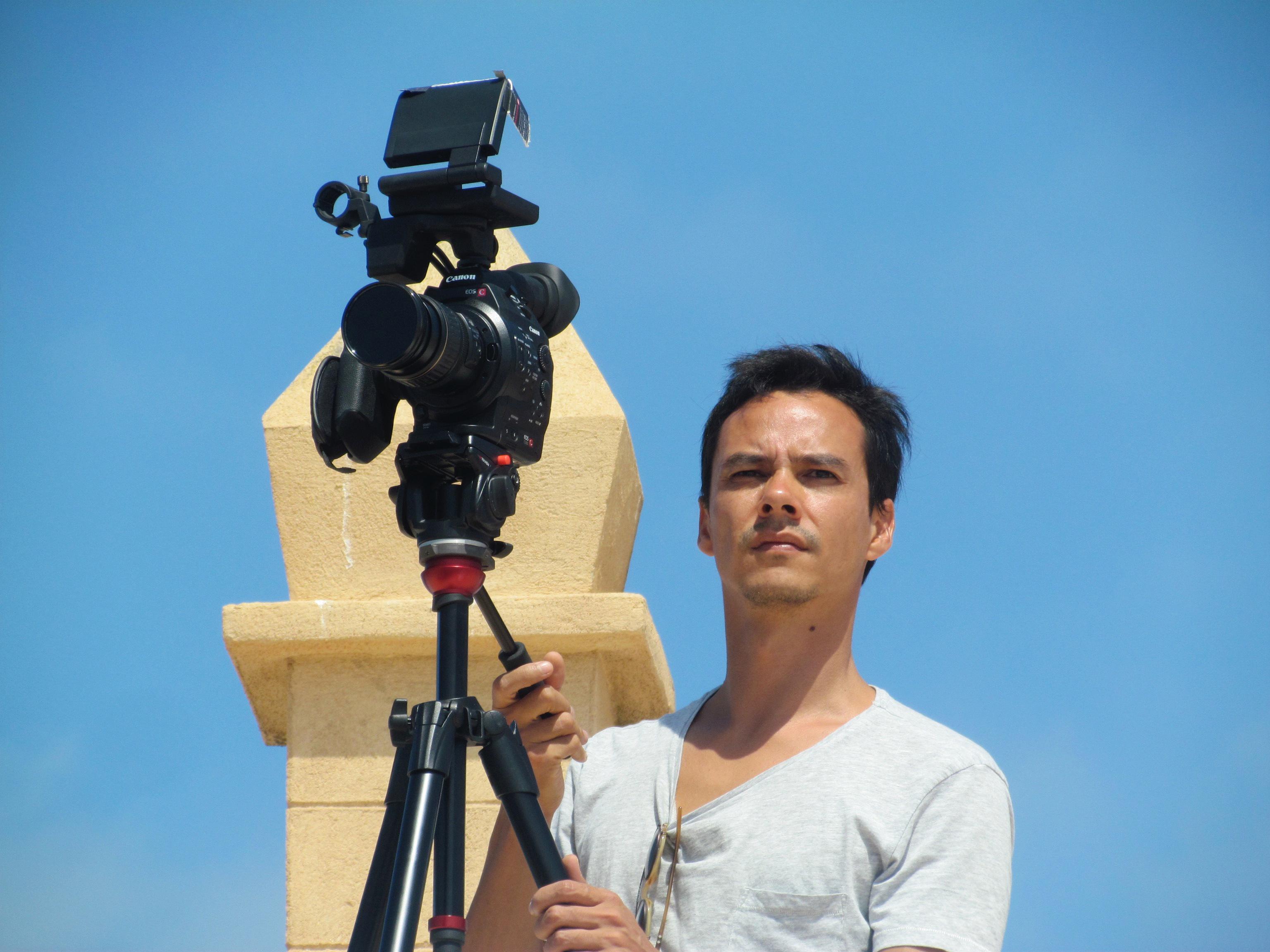 Una foto promozionale di Frédéric Tcheng, regista di 'Dior and I'