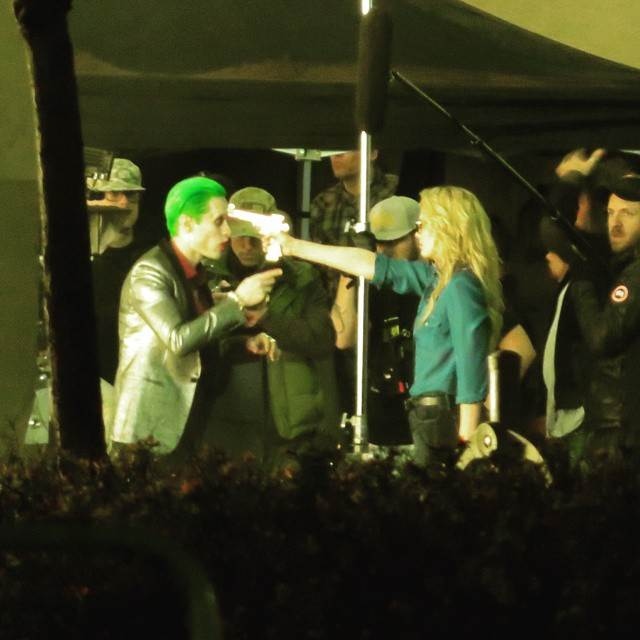 Suicide Squad: Jared Leto e Margot Robbie litigano sul set