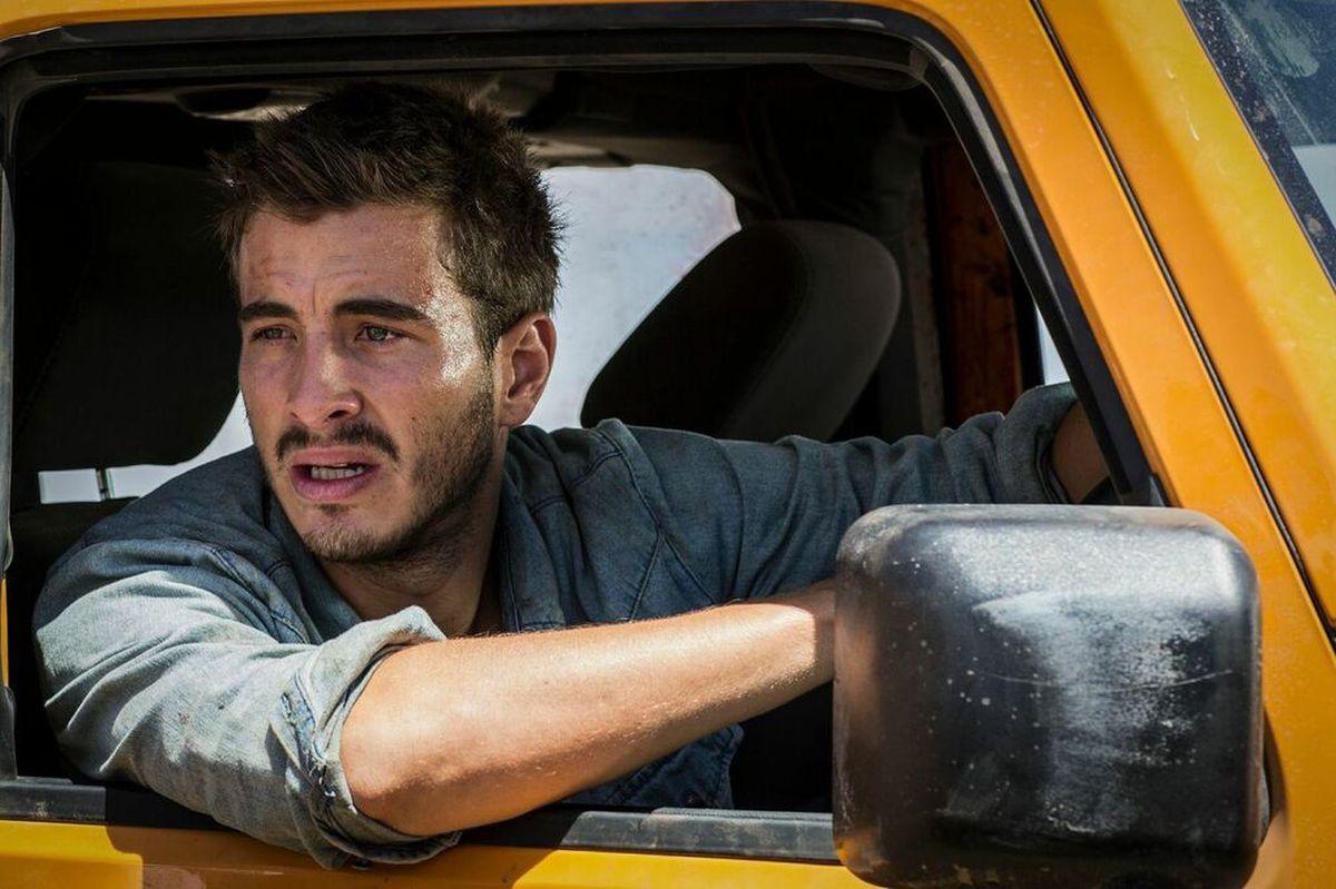 Wolf Creek 2 - La preda sei tu: Ryan Corr in una scena tratta dal film