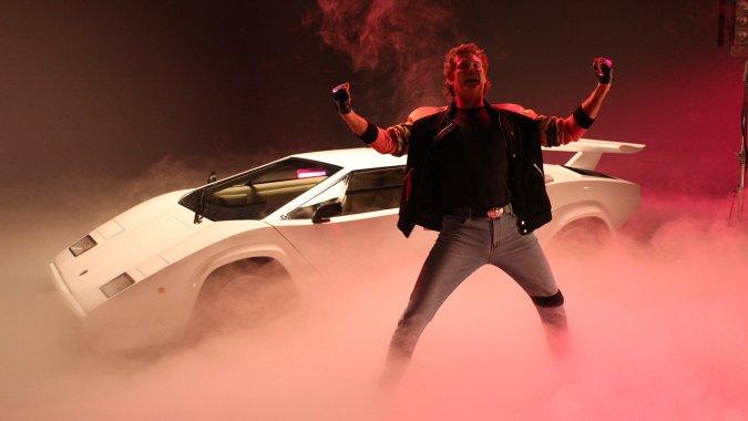 Kung Fury: David Hasselhoff nel video della canzone 'True Survivor'