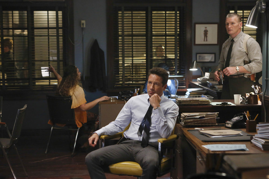 Aquarius: David Duchovny in versione detective nell'episodio Everybody's Been Burned