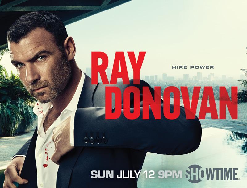 Ray Donovan: un quad poster per la stagione 3