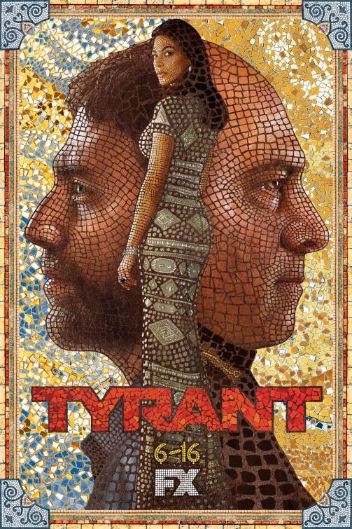 Tyrant: una locandina per la seconda stagione