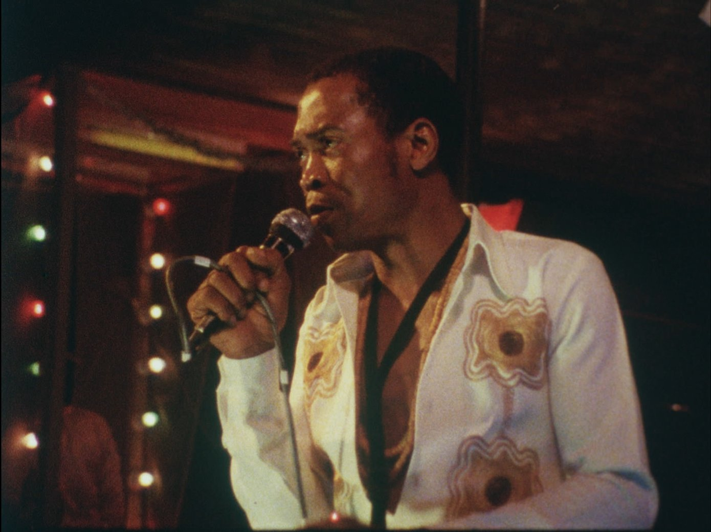 Finding Fela: Fela Kuti in un'immagine del documentario