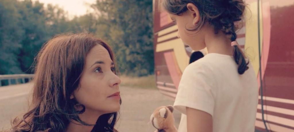 Le badanti: Samantha Castillo in una scena del film