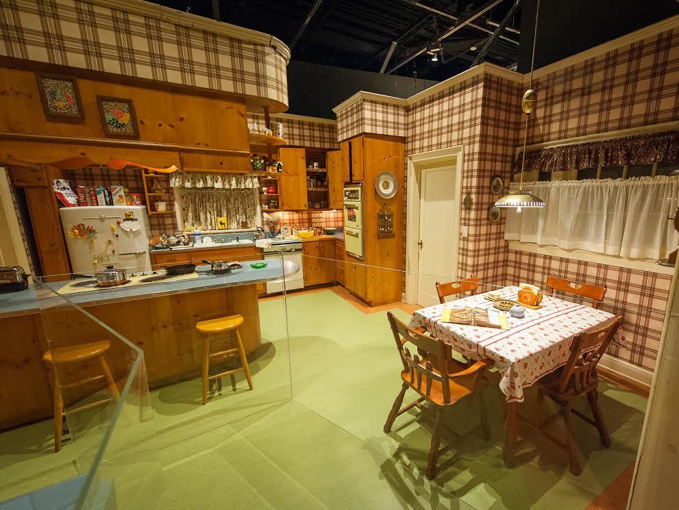 Mad Men in mostra a New York: la cucina di Betty Draper