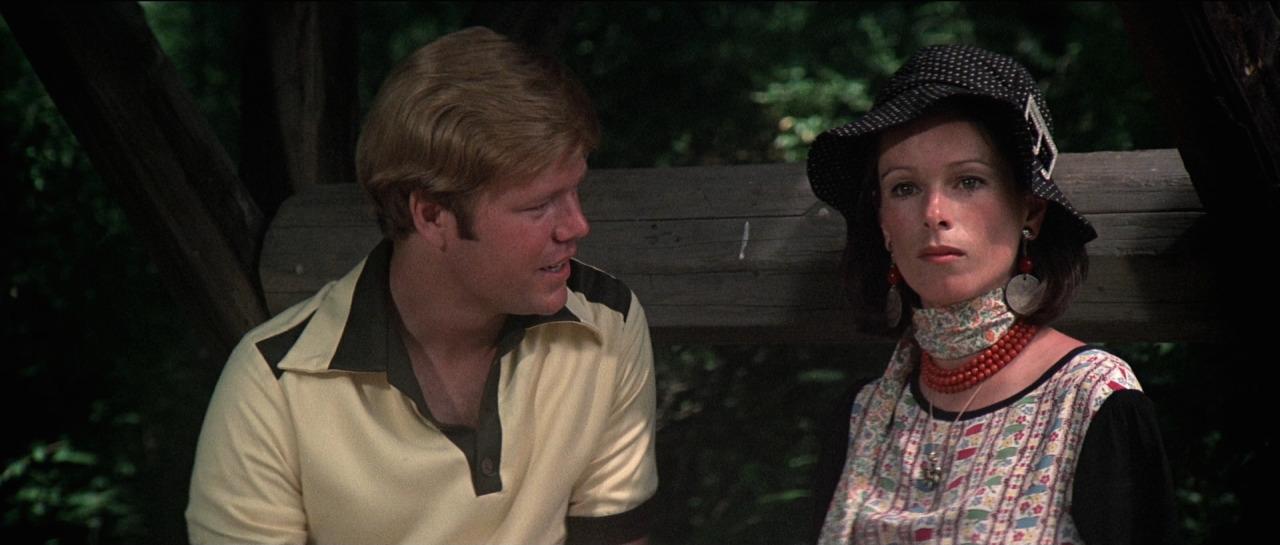 Nashville: Geraldine Chaplin in una scena del film