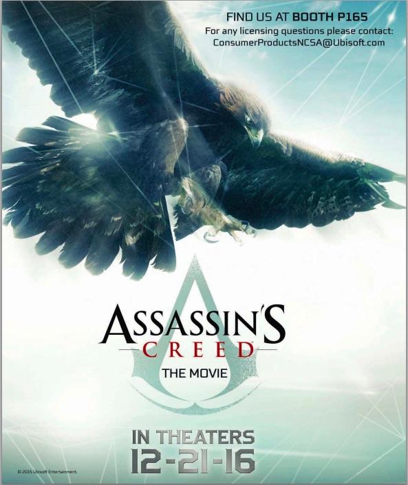 Assassin's Creed: il primo promo poster