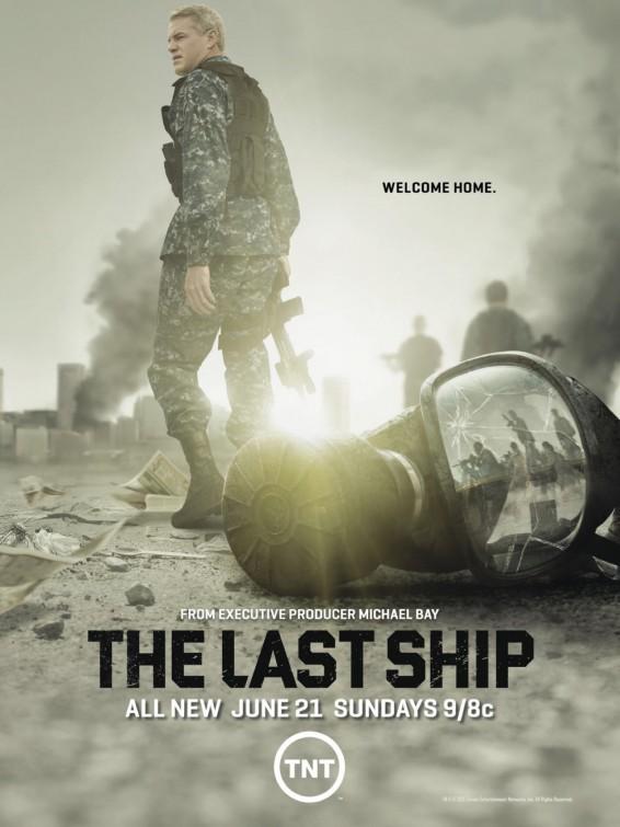 The Last Ship: una locandina per la seconda stagione