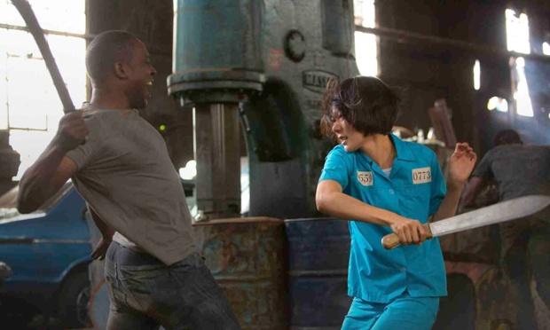 Sense8: l'attrice Doona Bae in un'immagine della serie