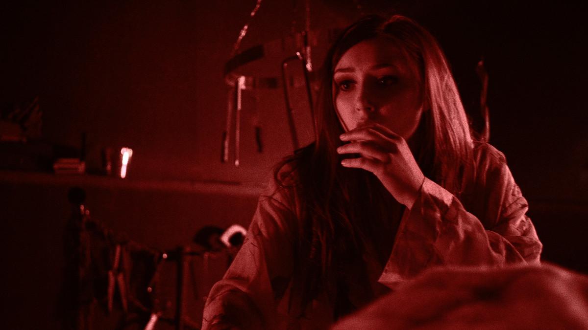 Z Nation: Anastasia Baranova interpreta Addy nell'episodio Philly Feast