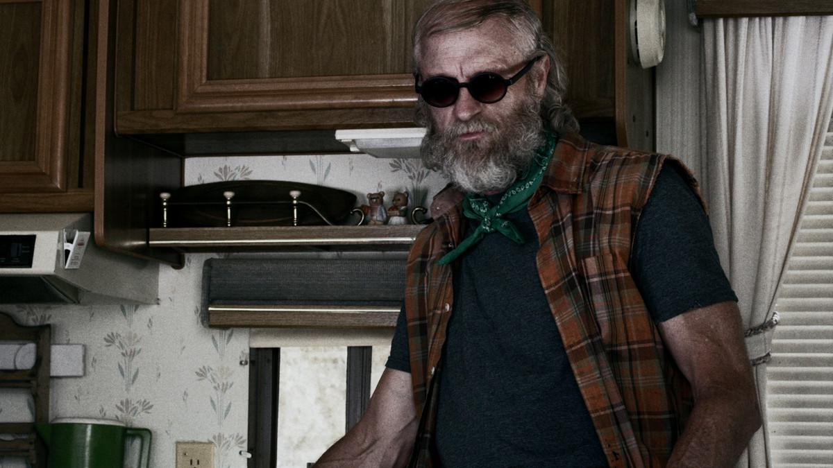 Z Nation: l'attor Russell Hodgkinson nella puntata intitolata Philly Feast
