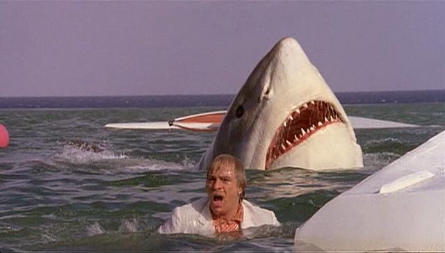 L'ultimo squalo: una scena del film di Enzo G. Castellari
