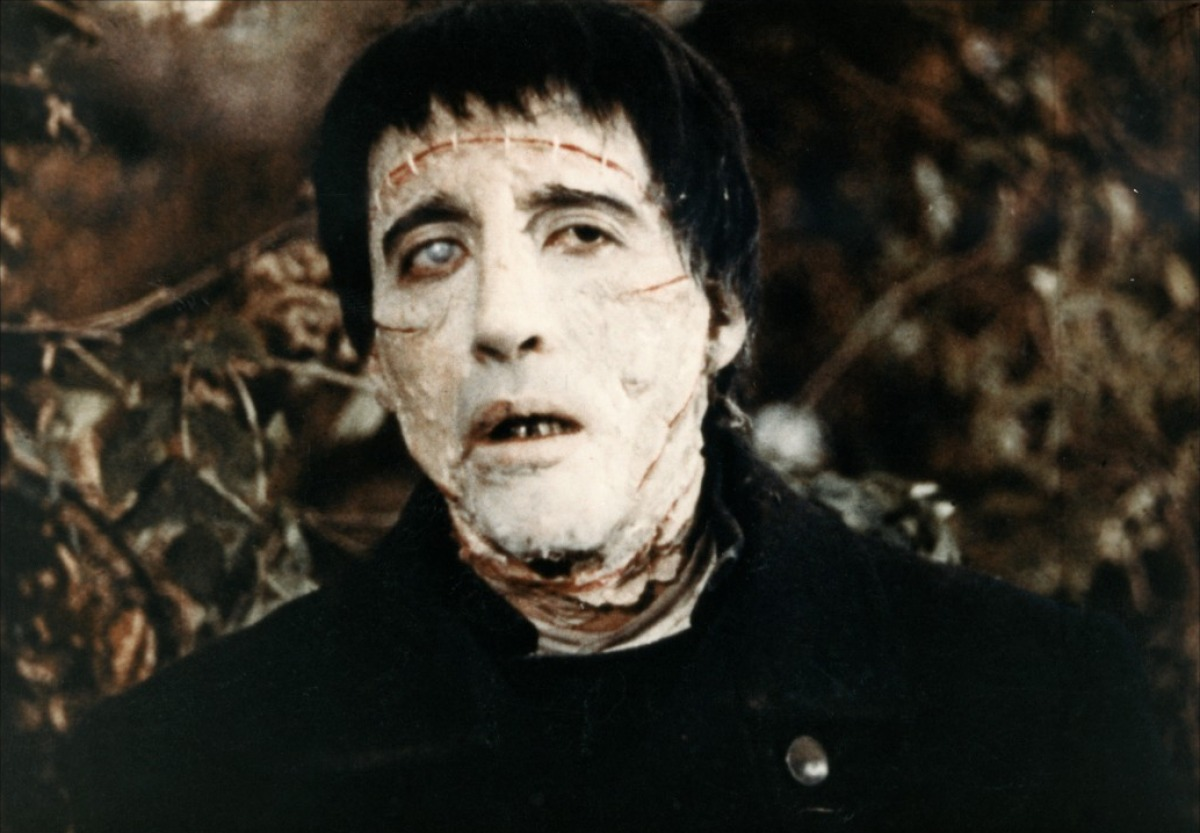 La maschera di Frankenstein: Christopher Lee