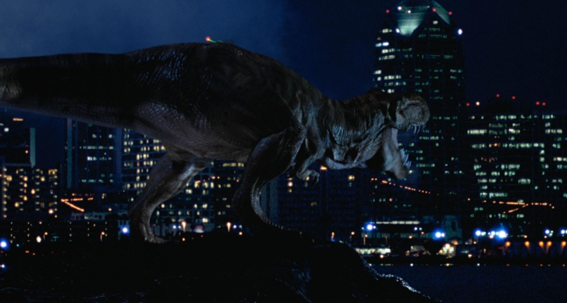 Il mondo perduto - Jurassic Park: il T-Rex a San Diego