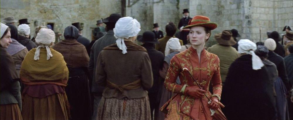 Madame Bovary: un'immagine di Mia Wasikowska nel film di Sophie Barthes
