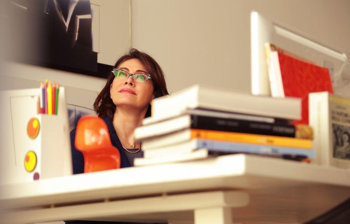 Noi siamo Francesco: Elena Sofia Ricci con Mauro Racanati in una tenera immagine del film