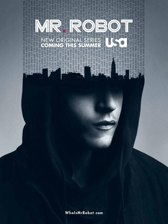 Mr. Robot: un poster per la prima stagione