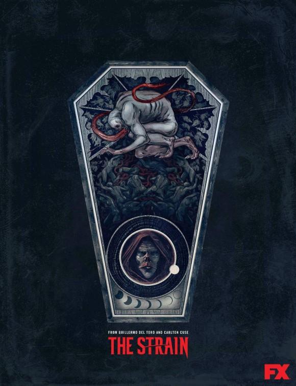 The Strain: una locandina per la seconda stagione