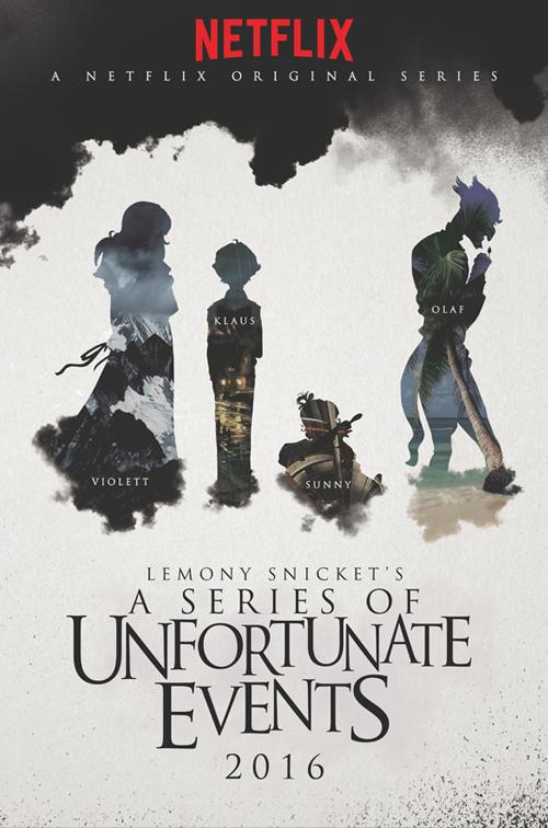 A Series of Unfortunate Events: un manifesto per la serie